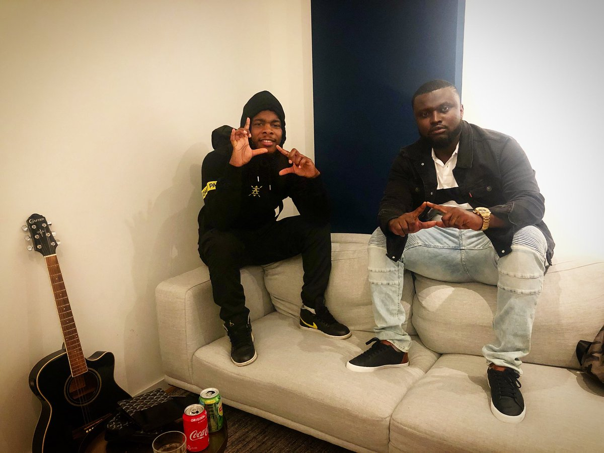 We just finished two songs inside @cloud9musicng studios... My brother @jhorrmountain got the Remix of #Cono with @jasonderulo link in his bio... Cc.  @natasjajagesar @small_god #AnlogaJunction #BhimNationGlobal 💯🔥🌊🐉🐲🐊💨🔋🌏🌍🌎⚡️✨💫🌟