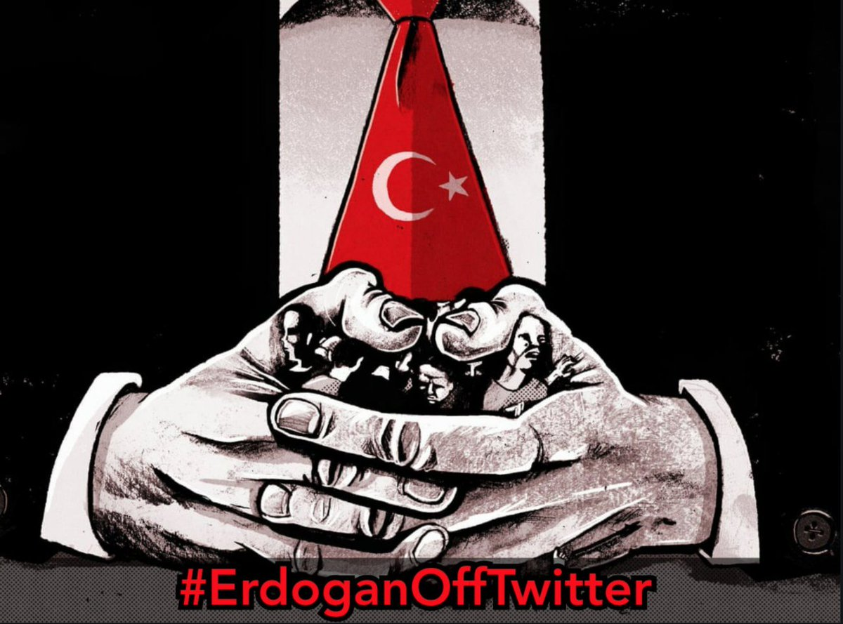 Get ready for todays twitterstorm re Erdogan's latest attempt to censor social media in Turkey with the hashtag below.  10pm Turkey 9pm Europe 8pm London 3pm New York