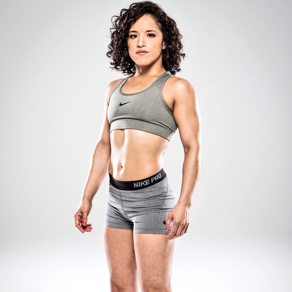 "Time to get this ferocious atomweight, Paulina ""Firefox"" Granados, a fight. Campaign time. Use #signFirefox @rizin_PR"
