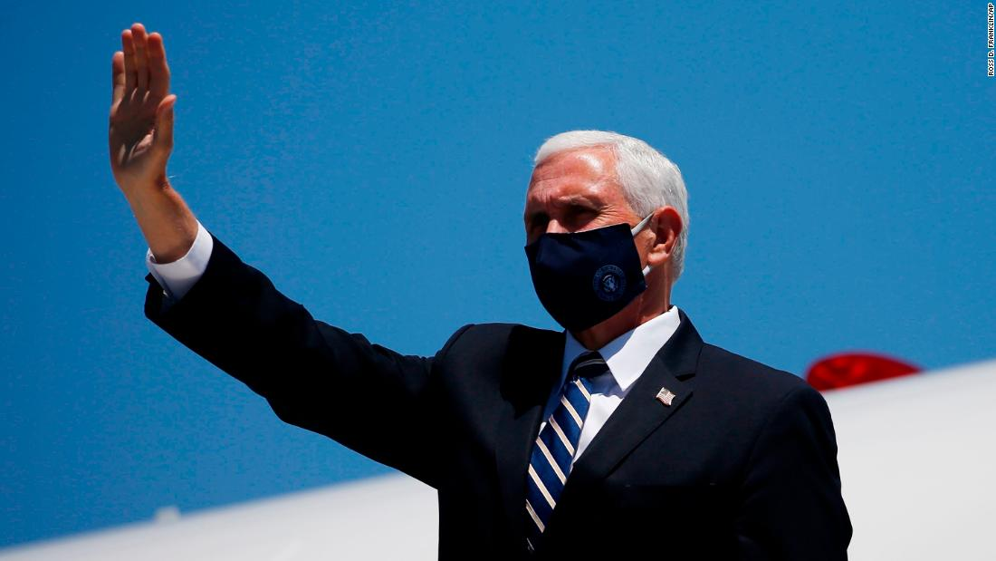 Eight Secret Service agents assigned to Vice President Mike Pence's detail tested positive for the coronavirus ahead of his Arizona trip, which forced a one-day delay