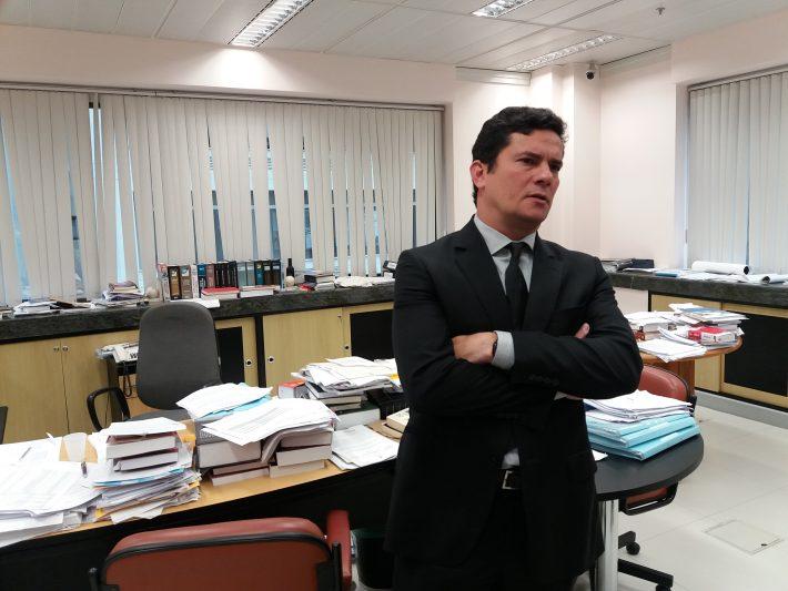 >@fausto_macedo Moro nega candidatura à Presidência em 2022 e diz que está 'fora do jogo político'