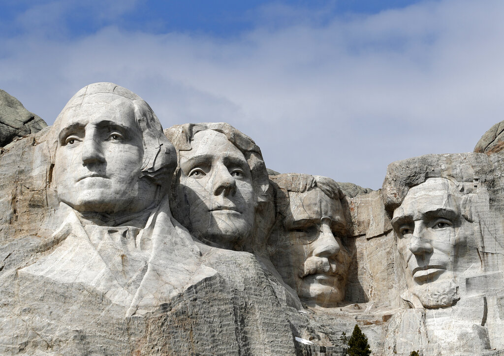 #TONIGHT on #OANN: President Trump and First Lady Melania Trump will participate in South Dakota's 2020 Mount Rushmore fireworks celebration.   One America News will provide live, uninterrupted coverage starting at 10 p.m. ET/ 7 p.m. PT!
