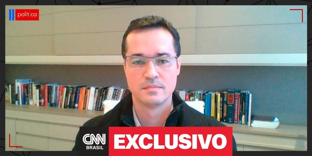 EXCLUSIVO: Governo e aliados agem contra Lava Jato para enfraquecer Moro em 2022, diz Deltan Dallagnol. Veja a entrevista do procurador à CNN: