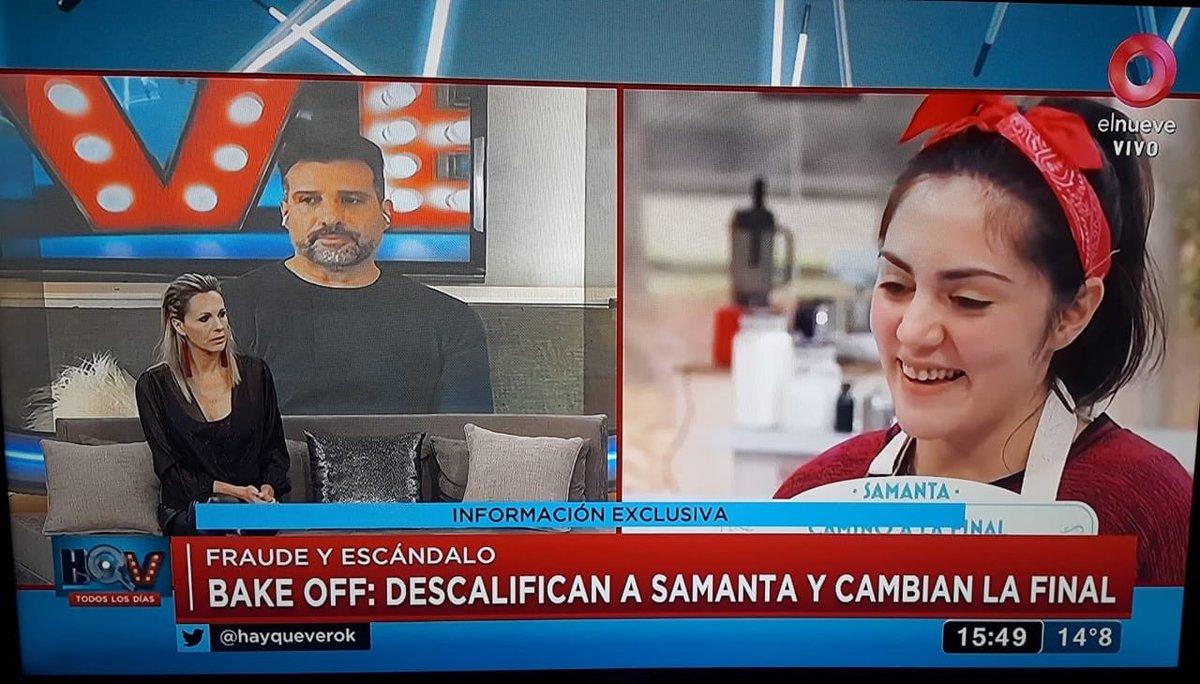 Mi sueño es hacer un podcast de #GenteEnojada entrevistando a Samanta y preguntarle si puede creer que haya gente enojada por esto.