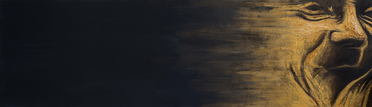 Golden Emotion Oil on panel 60x25cm 2015  #giuseppealletto #contemporaryart #contemporarypainting #contemporaryartist #arte #artist #news #painting #drawing #draw #painter #art #Milano #London #kunst #NewYork #cultura #england #coronavirus #corona #losangeles #chicago #nyc