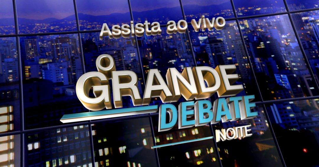 Acompanhe a edição noturna do #GrandeDebate ao vivo com Caio Coppolla e Augusto de Arruda Botelho: