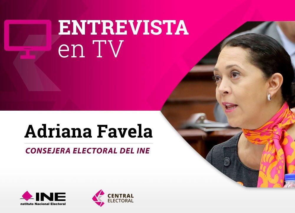 📺 Tras 65 años, las mujeres tienen mayor presencia en la vida política de nuestro país: @adriafavela en entrevista con @JesusMartinMx