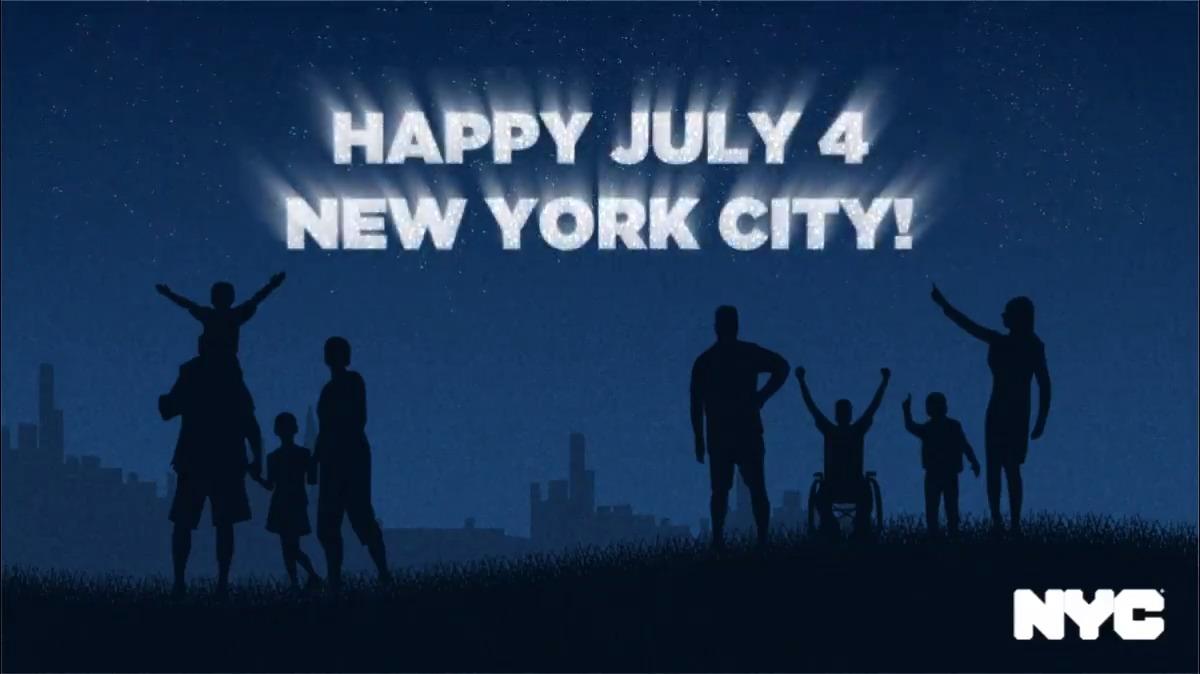 Happy Fourth of July, New York City!