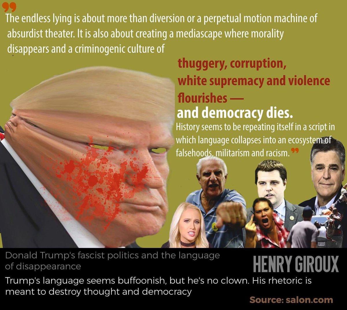 @HttR_MiMi #RemoveBarr #ResignNowTrump #RepuglicansAreComplicit #FireStephenMiller #CloseTheConcentrationCampsNow #JailTheTrumpMob #NoExoneration #EndTheCoverup #ChargeNunes #EndTheRatfuckingNow