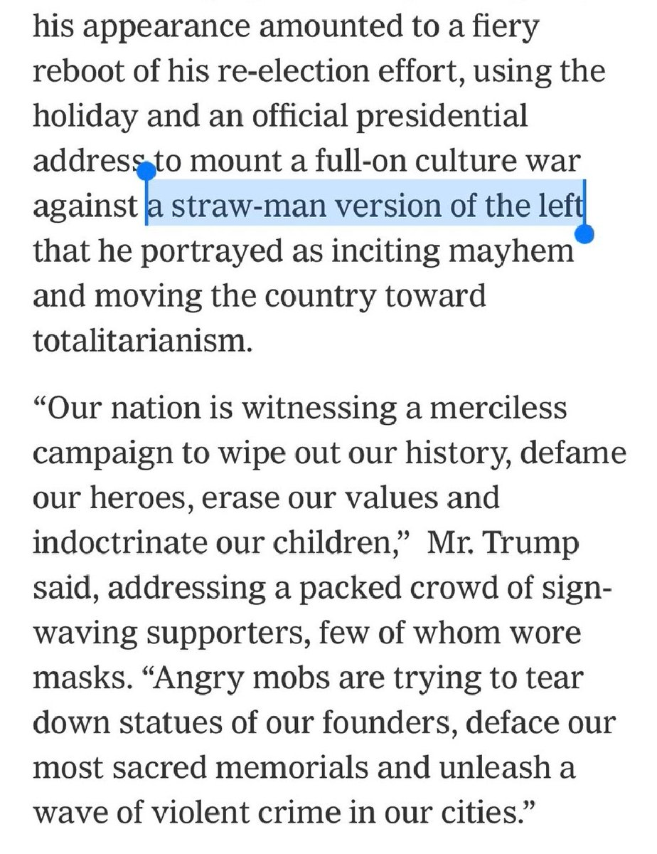 The New York Times can find this version of the left in the pages of The New York Times.