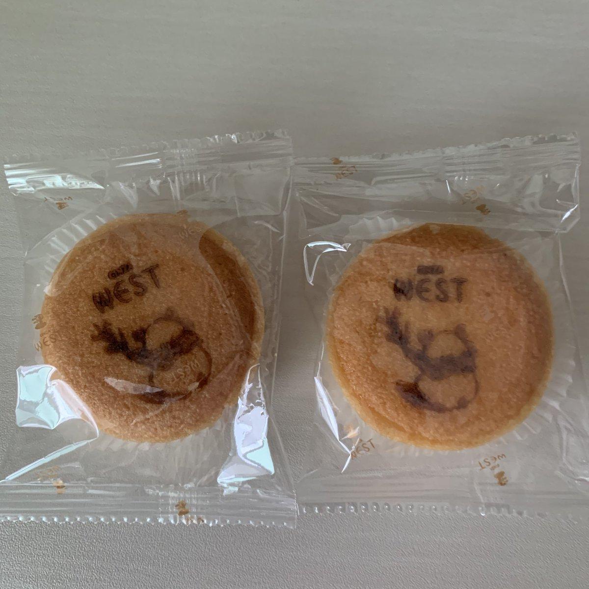 test ツイッターメディア - 銀座ウエストの上野松坂屋限定のパンダ柄入りソフトタルト購入。味はいつものソフトタルト。(^_^) https://t.co/3Xmkg2HuEO