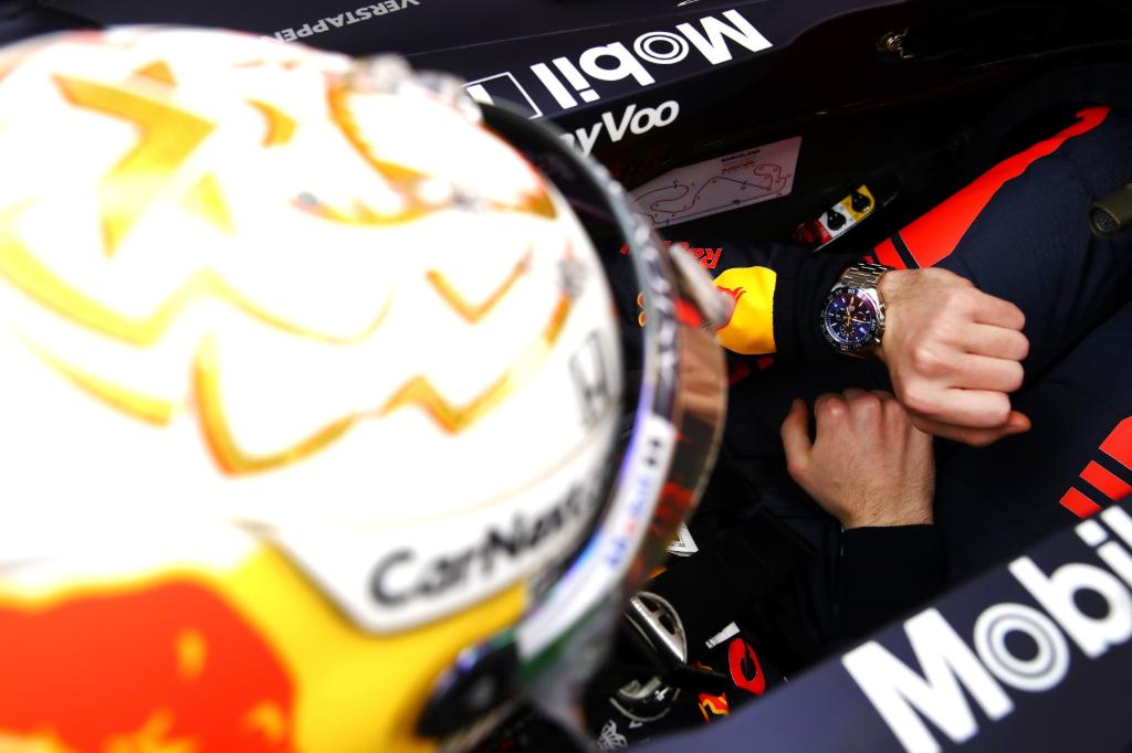 Finally, back on track! 🏁  Can't wait to watch Aston Martin @redbullracing drivers @Max33Verstappen and @alex_albon race again at the Red Bull Ring! #AustrianGP  Bring it bulls! #ChargeOn #DontCrackUnderPressure #F1