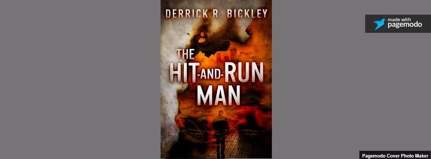 """FIVE/FOUR star reader-acclaimed """"tough, all-action thriller""""   THE HIT-AND-RUN MAN on #kindle FREE to read at #KindleUnlimited in PAPERBACK AUDIOBOOK and LARGE PRINT  new #crimethrillers #crimefiction #NextChapterPub #mustread #crime"""