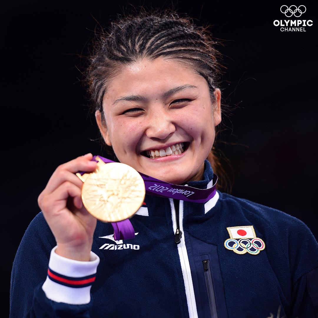 test ツイッターメディア - 📷写真で振り返るオリンピック📷 史上最強のオリンピアンの一人、伊調馨選手🤼♀️  アテネ2004🥇 北京2008🥇 ロンドン2012🥇 リオ2016🥇  オリンピックで個人種目4連覇を果たした史上6人目❗ 女子では、伊調さんただ一人という驚異的な記録の持ち主です🤯 https://t.co/0ByHXIA6tn
