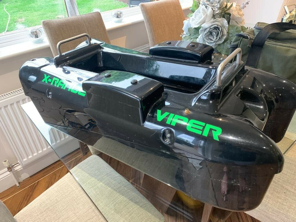 Ad - VIPER X-RANGE BAIT BOAT On eBay here -->> https://t.co/S7N94CGiHX  #carpfishing #baitboat