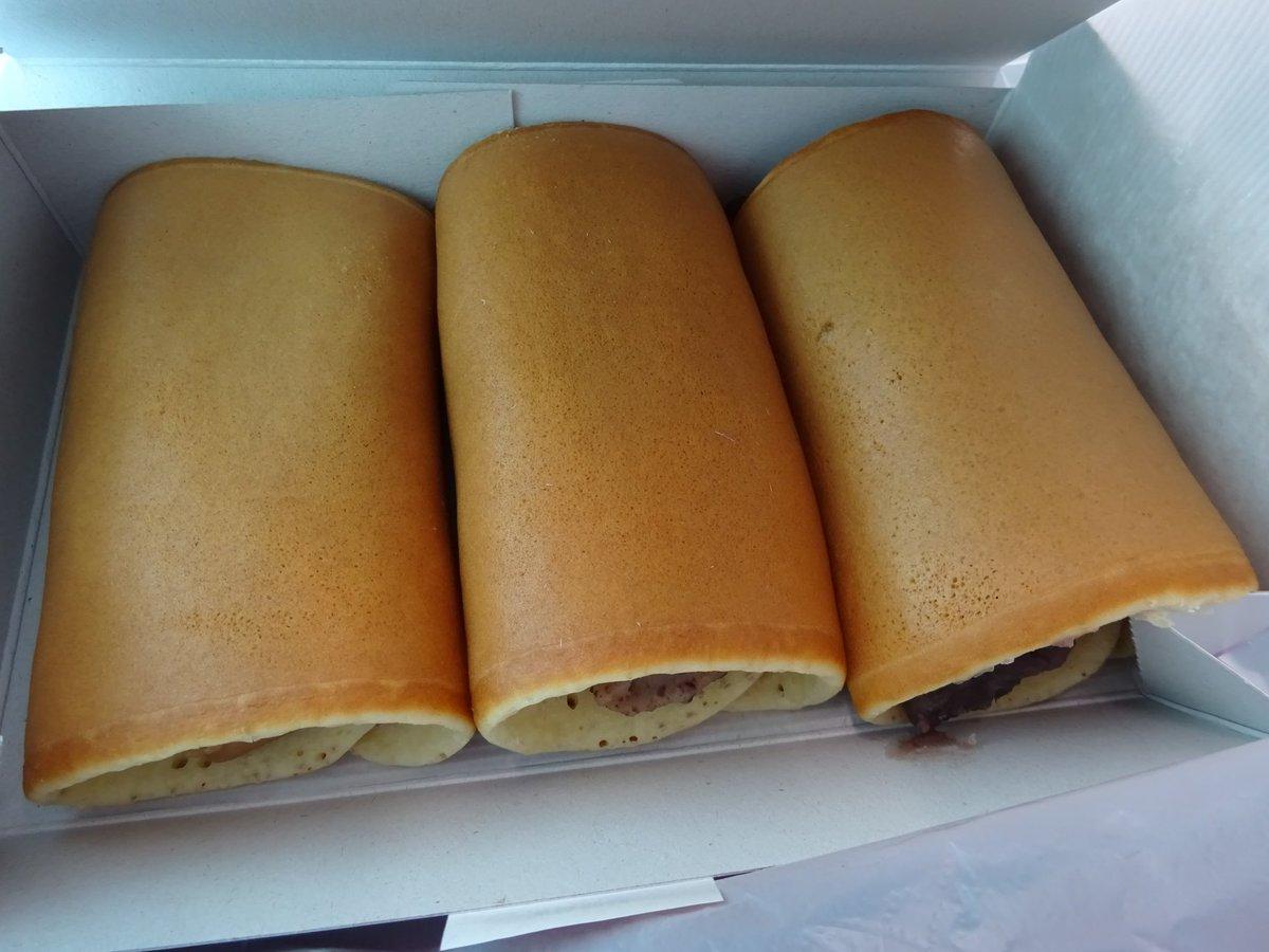 test ツイッターメディア - @loricchi523 僕はおた活のためだったら大あんまきいっぺんに3本食べれますので赤福もそういうタイアップをしてさえくれれば一箱ぺろりです。 https://t.co/S57qAVPIG5