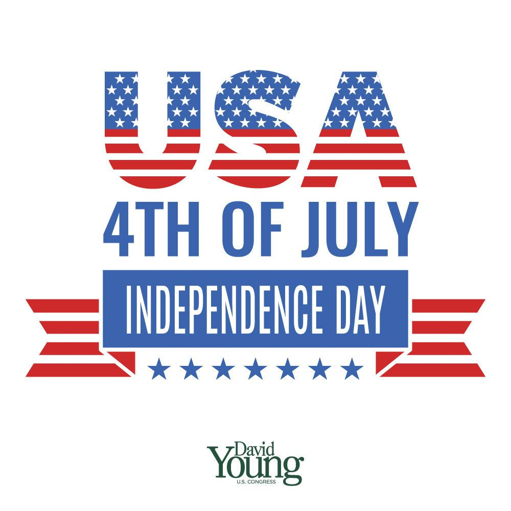 As we celebrate Independence Day, let us honor the brave women and men throughout our nation's history who made the ultimate sacrifice so we can enjoy the freedoms we cherish today.