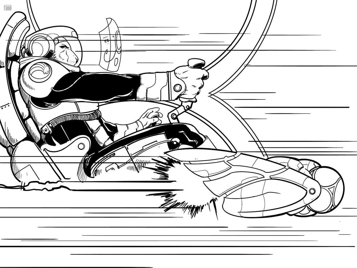 Prince Jonathan has a need for speed! From DOMINION: Fall of the House of Saul. Comic coming 8-17-2020. Pre-order now for a 10% discount. Use Promo code DOMINION10 at checkout.  #drawing #Christian #comics #SciFiArt #Anthro #draw #drawing #conceptdesign