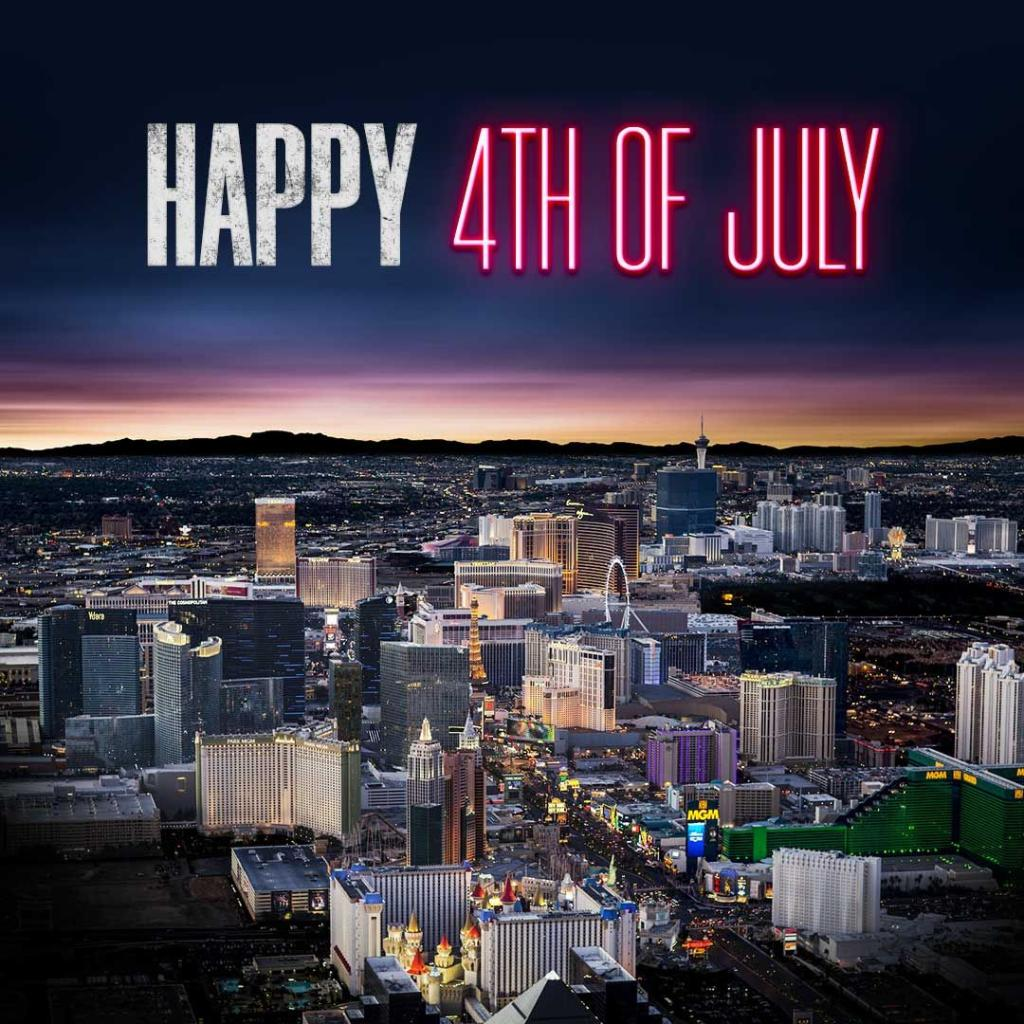 test Twitter Media - From all of us in Las Vegas, have a truly fabulous Fourth of July celebration. #OnlyVegas https://t.co/2Z49j9bw7D