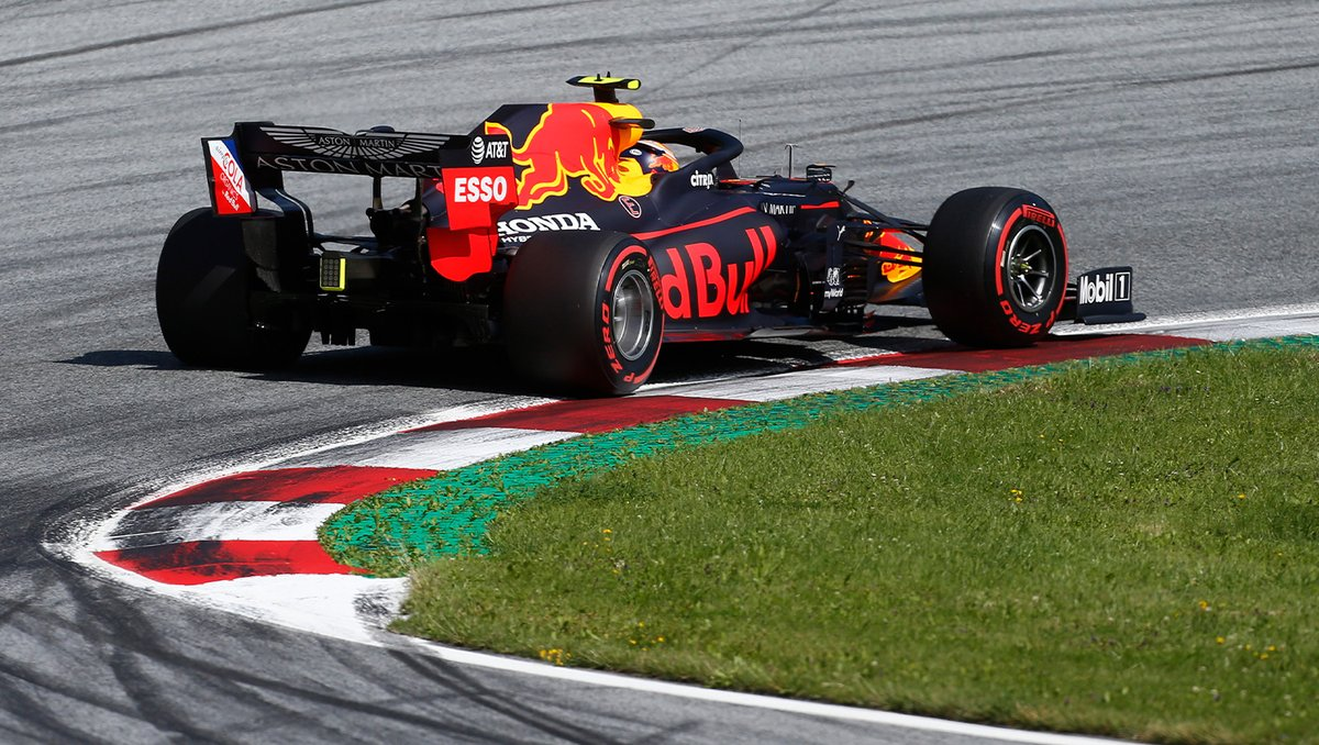 The best action shots and more as the Bulls returned to the track for #Quali at the #AustrianGP 🇦🇹👉  #F1