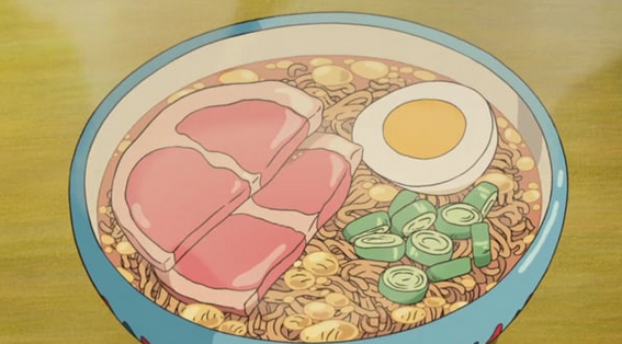 I wonder if I will ever enjoy anything as much as characters in Studio Ghibli films enjoy making breakfast
