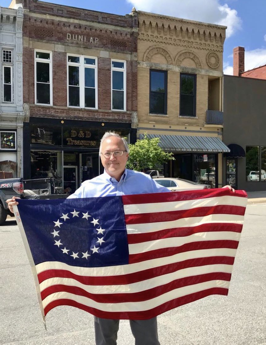 As we close out the 244th anniversary of the founding of our country, I wanted to send a final Happy Independence Day to everyone. Be safe! #IA03