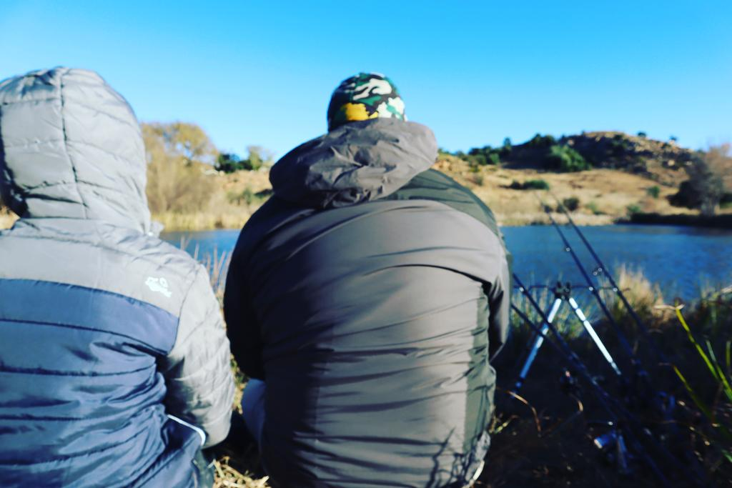 Quality time  #GoneTrekking #winterfishing #fishing #carpfishing #<b>Carpy</b> #carp #outdoors #fish