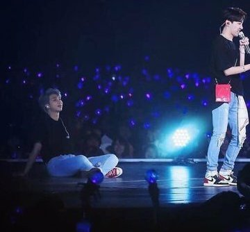 """""""We wouldn't be BTS if one of us doesn't exist."""" — Namjoon"""