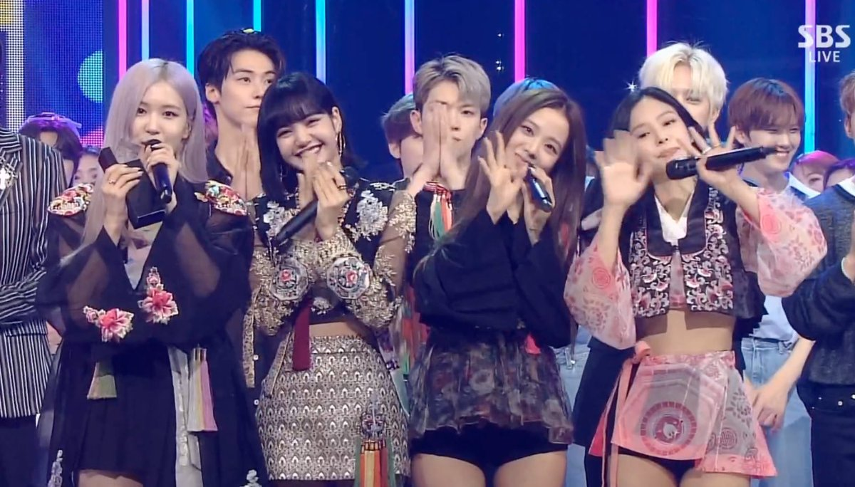 Blackpink now have their first win with HYLT after already getting 17 RAKs, a PAK, 5 Guinness World Records, and topping charts internationally.. SOTY!  #HYLT1stWin @BLACKPINK