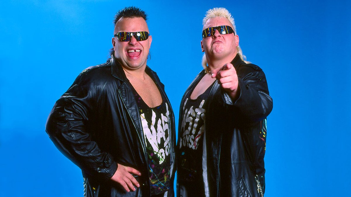 Huge Happy Birthday goes out to one half of The Nasty Boys Jerry Sags from all of us here at Europe's Home Of Wrestling Belts we hope you have an amazing day. #Wwf #WWE #Wcw #Nwa #WweHof #WWERaw #SmackDown #TagTeam #TagChampion #HappyBirthday #JerrySags @jerrysags 🤼♂️
