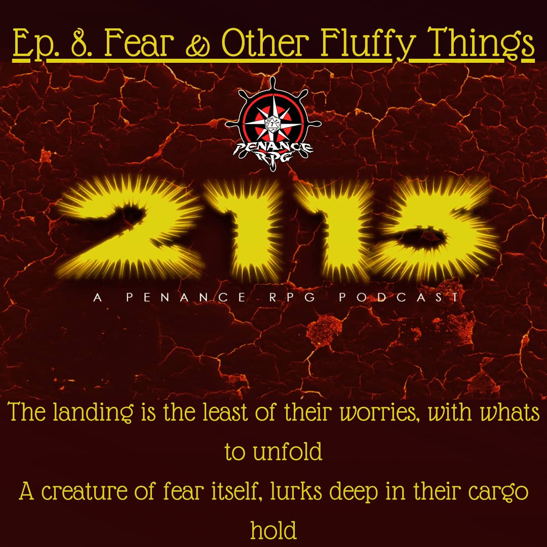 #new  2115 ep 8. Fear & Other Fluffy Things    #AudiodramaSunday #newepisode #Audiodrama #tabletop #roleplay #podcast #podcasting #homebrew #ActualPlay #gaming #fantasy #Comedy #dnd #dnd5e #cyberpunk #storytelling #humorous #tabletopgames #cthulhu #bears