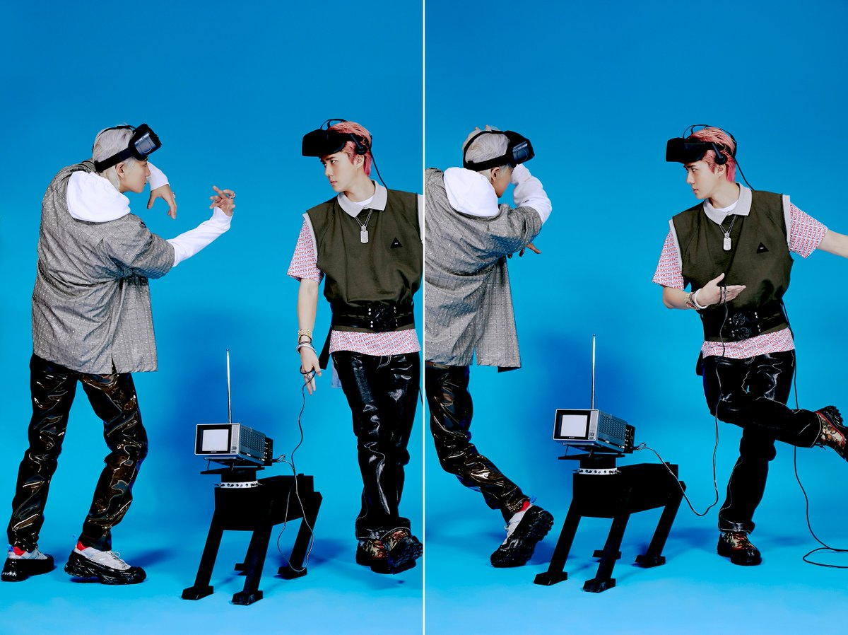 세훈&찬열 EXO-SC  The 1st Album ['1 Billion Views']  🎧 2020.07.13. 6PM (KST) 👉🏻   #세훈_찬열 #SEHUN_CHANYEOL #EXO_SC #1BillionViews #10억뷰 #세훈 #SEHUN #찬열 #CHANYEOL #엑소 #EXO #weareoneEXO