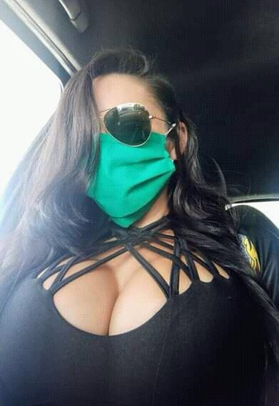 Safety first. #NataliaMaidana 😷🏀🏀😍#BigBoobs #BigTits #HugeBoobs #SiliconeTits #BigFakeBimboTits #HugeFakeTits #PlasticFantastic #BiggerIsBetter #TetasGrandes @Freddie72t @EliHernandez  @SimoneSimonehot @bigfirmbetter41 @FrenchBoob @FakeTits_Bimbos