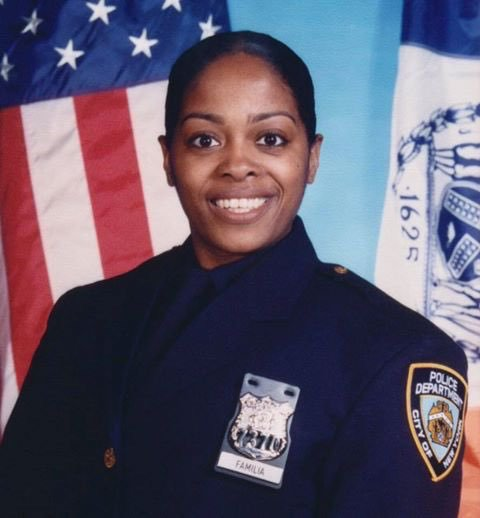 As we go about celebrating Fourth of July weekend, we remember Detective Miosotis Familia who was killed in the line of duty protecting the people of NYC just after midnight on the morning of July 5, 2017.  Join us in our vow to #NeverForget her sacrifice.
