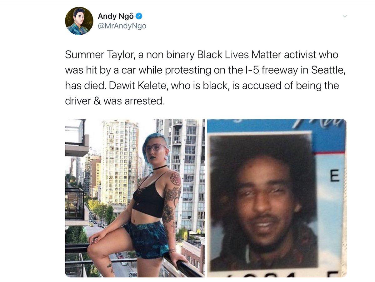 @KamalaHarris As someone said, her last act on earth got a black man arrested.  🤷🏽♀️