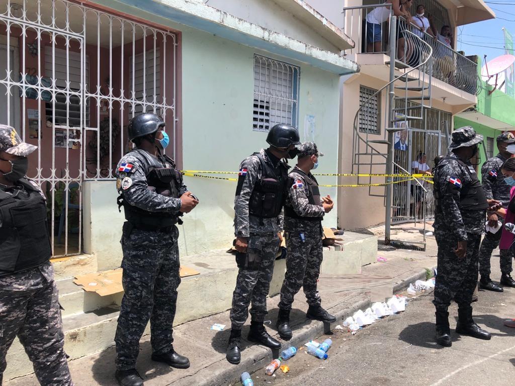 #PeriódicoHOY  #Tiroteo en #SimónBolívar: Una #embarazada resultó herida