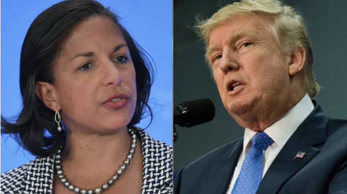 """Susan Rice rips into Trump: He picks Putin over troops """"even when it comes to the blood of American service members"""""""