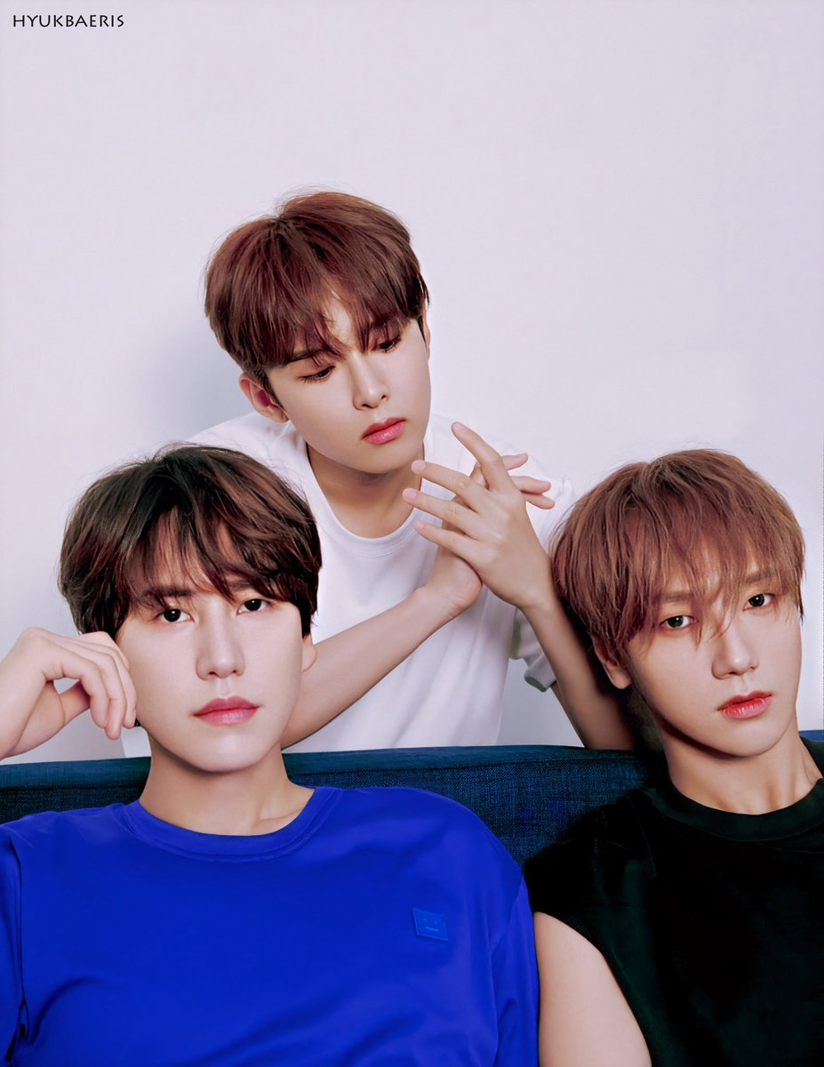 KRY x Bilboard Korea Magazine [ HD Edited by me ]  #Edit #SuperJuniorKRY #KYUHYUN #규현 #Ryeowook #려욱 #YESUNG #예성