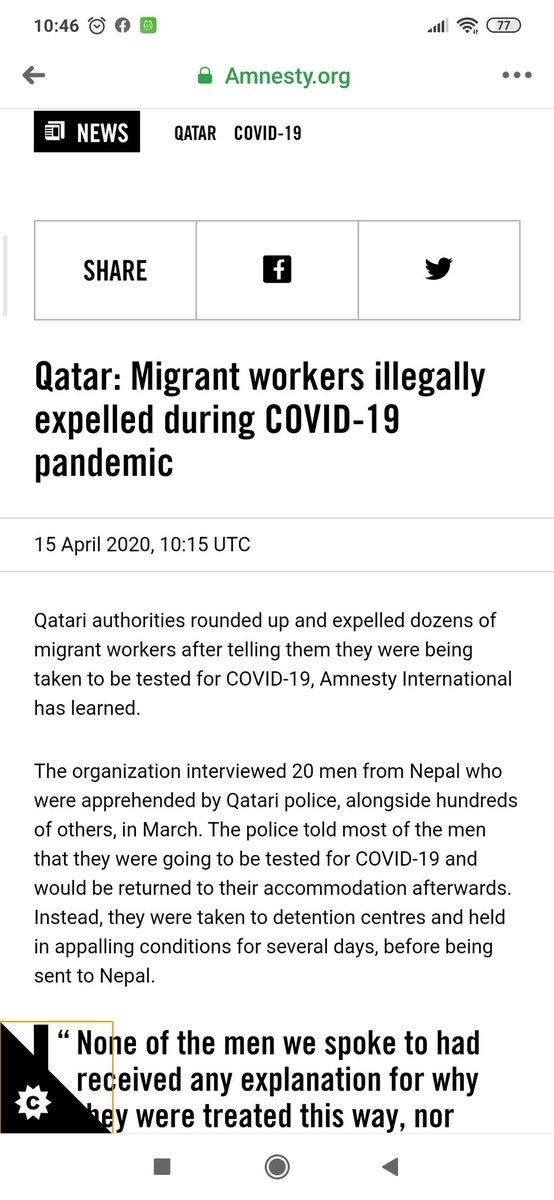 Meanwhile, in #Qatar , Al-Jazeera where r u? Blind? #aljazeera #asshole