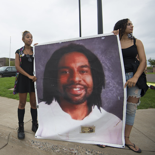 "Say his name: Philando Castile.  When a Minnesota police officer pulled him over four years ago, he did everything ""right,"" yet the officer shot him anyway — not once but SEVEN times.  While Philando's family still mourns his death, his murderer is free.  This is why we protest."