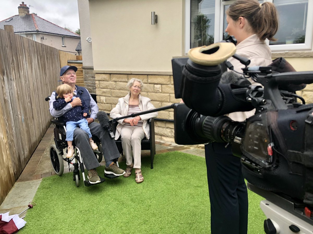 test Twitter Media - On @itvcalendar tonight at 6, @emmawilkitv report is on the @AiredaleNHSFT 50th year of the stroke unit, which is also the #NHS72, tune in for more https://t.co/UT5umDQMq4