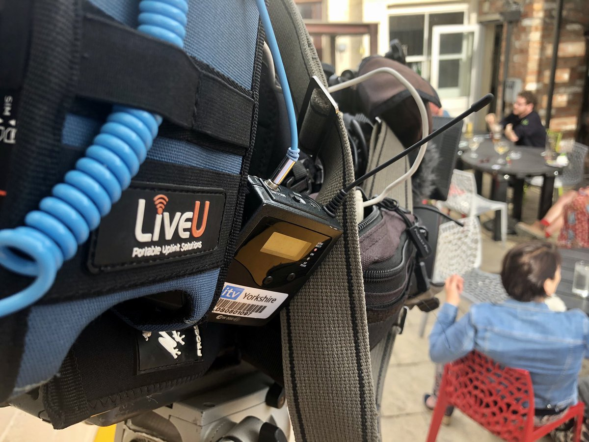 test Twitter Media - We're all set for a live shot into @itvcalendar at 6 via @LiveU at Harpars Bar in #Horncastle https://t.co/NPXbQGyvVS