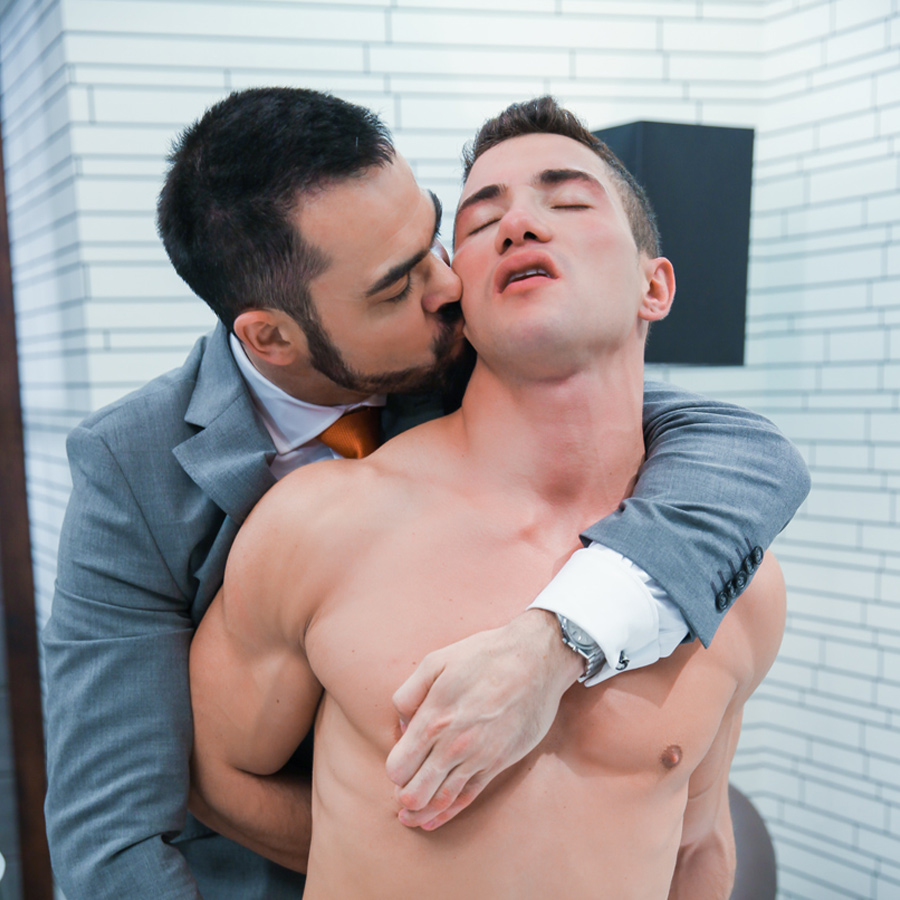 "#ICYMI Watch ""JUST FUCKED, EDITORS CUT"" Bonus MAP Video featuring Dolan Wolf + Marco Rubi (@MarcoRubixxx)!  See This and More at"