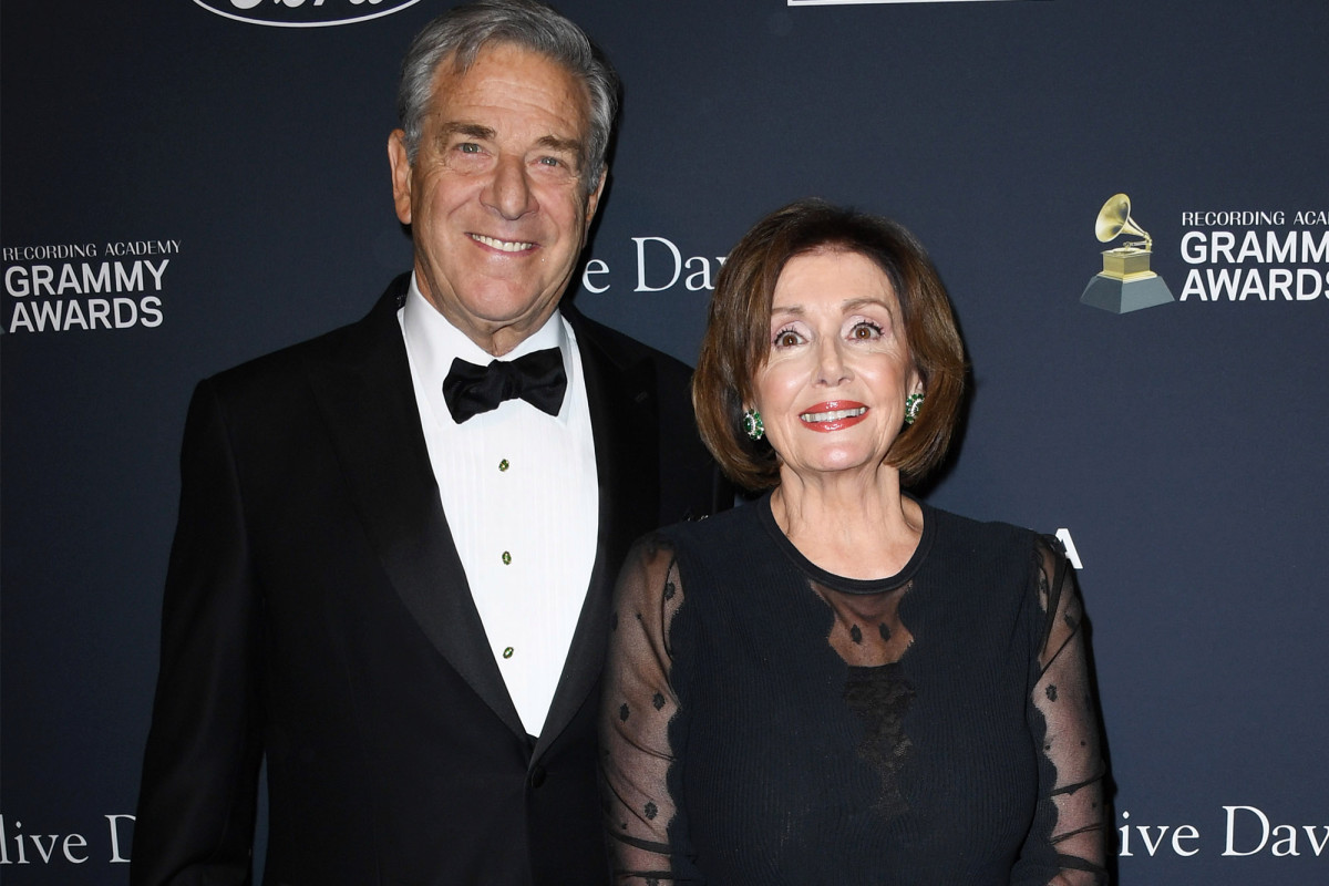 Nancy Pelosi's husband among lawmaker-linked PPP loan recipients