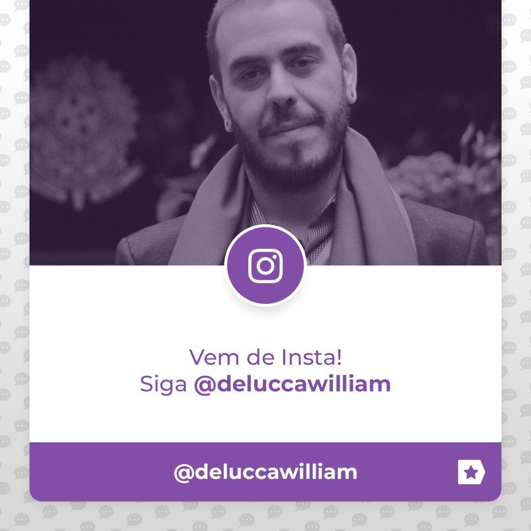 Hey, eu também estou no Instagram e por lá rolam lives exclusivas e contatos em vídeo nos stories.  Vamos fortalecer os canais progressistas também nas outras redes!  #NossaPolítica #ViverACidade