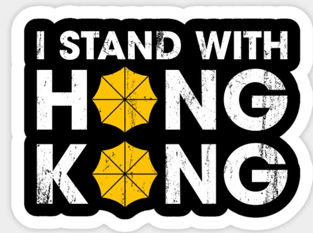 Fight for freedom, stand with Hong Kong  #Trump2020  IFB @koi529