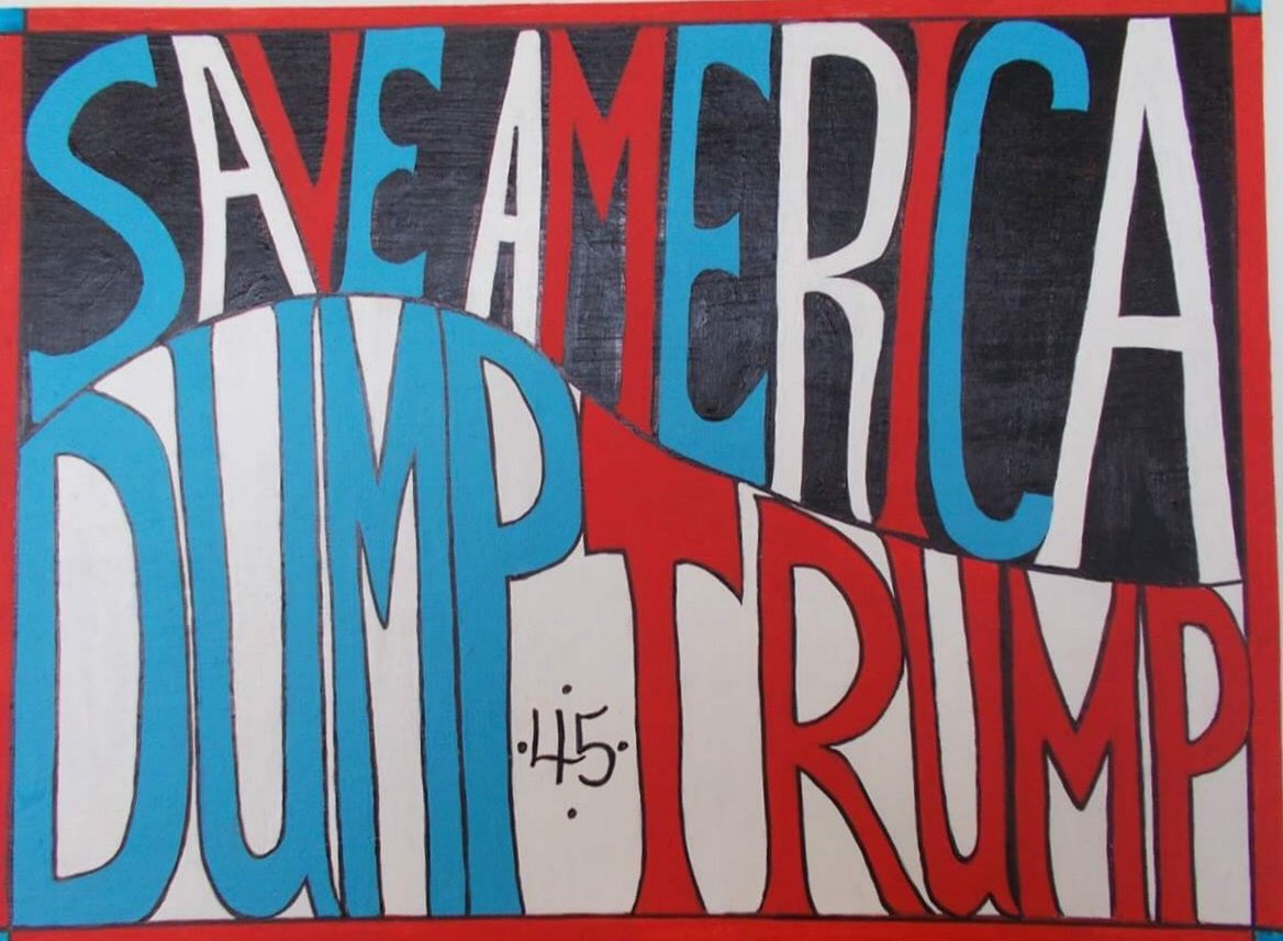 Donald Trump has always been a racist. Now however he has nothing else to talk about.  Trump can't brag about the economy or Covid-19, not even his dear friend Putin. He has nothing left but racism. #VoteBlueToSaveAmerica