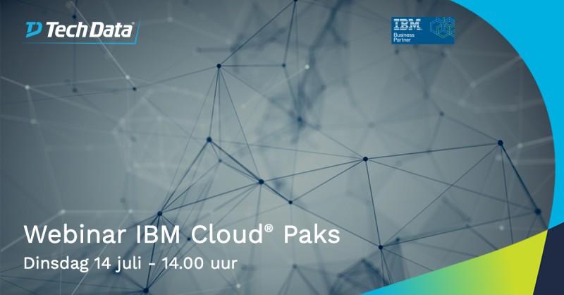 Met #IBM Cloud® Pak-oplossing op een snelle…