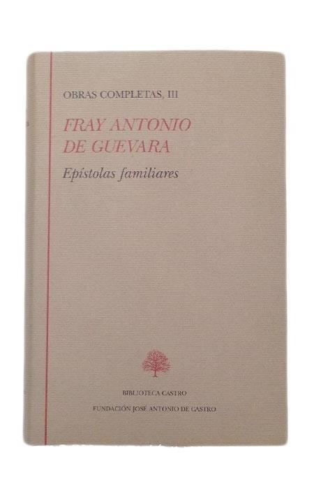 """test Twitter Media - Los libros de Fray Antonio de Guevara fueron un best seller en la España de Carlos V.  Pero de 1529 a 1539 el franciscano no publica ni una línea. Sobre las razones de este tiempo silente se explaya Emilio Blanco en su prólogo a las """"Epístolas familiares"""" https://t.co/arrbGLQer0 https://t.co/PxA4Fc1h3Z"""