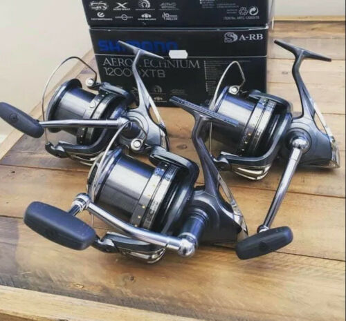 Ad - Shimano Aero Technium XTB 12000 x3 On eBay here -->> https://t.co/Lml4y381Ov  #carpfishin